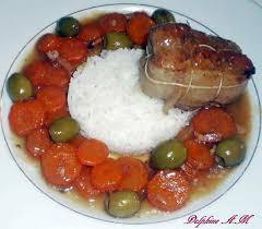 cuisiner des paupiettes de veau recette de paupiettes de veau aux carottes et aux olives