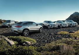 mercedes suv range mercedes launches suv marketing caign powered by