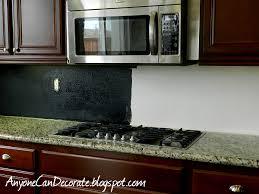 chalkboard kitchen backsplash anyone can decorate my 10 kitchen back splash chalkboard