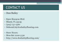 Don Bailey Flooring Is High Quality And Affordable - Don bailey flooring