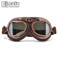 motocross goggles aliexpress com buy vintage helmet motocross goggles clear