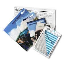 Padi Dive Table by Padi Open Water Diver Ultimate Crewpak Rdp Table Dive Shop
