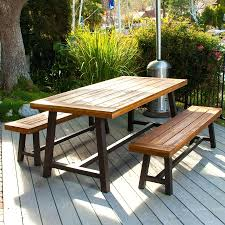 outside dining furniture outdoor dining bench canada outdoor