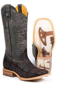 tin haul derrick men u0027s cowboy boots headwest outfitters my