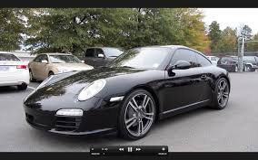 porsche 911 black edition 2012 porsche 911 black edition start up exhaust and in depth