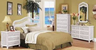 White Washed Bedroom Furniture by White Wicker Bedroom Furniture Pier One Charming White Wicker
