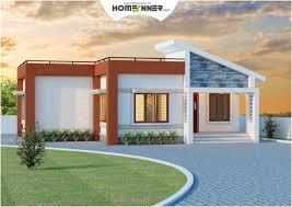 new 2bhk single floor home plan dddeco com