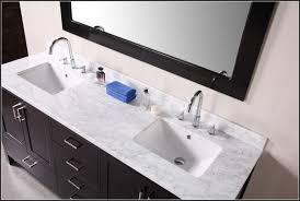 58 Double Sink Vanity Turner 58 Inch Double Sink Bathroom Vanity Sinks And Faucets