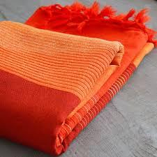 dessus de canape tissu indien artisanal jeté de canapé en coton par pankaj e boutique