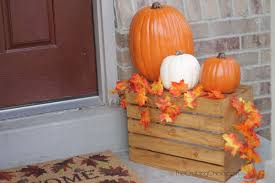 Fall Decorated Porches - fall porch ideas for small porches