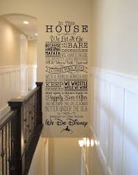 Disney Home Decor Ideas Best 25 Disney Wall Art Ideas On Pinterest Disney Decals