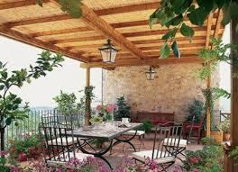 mediterrane terrassenberdachung ziakia - Mediterrane Terrassenberdachung