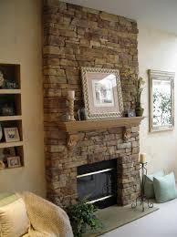air stone fireplace surround home design ideas idolza
