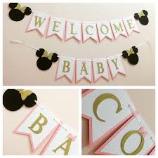 Pink And Black Minnie Mouse Decorations Best 25 Minnie Mouse Baby Shower Ideas On Pinterest Minnie