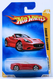 toy ferrari model cars ferrari california model cars hobbydb