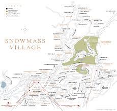 aspen map snowmass map aspen estates
