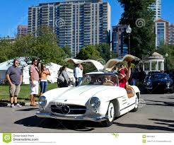 mercedes benz 300sl gullwing stock photos image 24419893