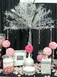 Pink And Black Candy Buffet by Pink Black And White Candy Buffet Yelp