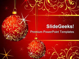 free holiday powerpoint template christmas ppt template animated