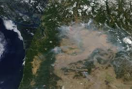 Alaska Wildfires Map by Terra Captures Alaskan Wildfires Nasa