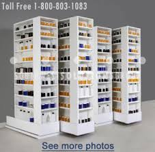 narcotic cabinet for pharmacy pharmacy storage sliders rx sliding track shelving rxstor pull