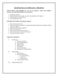 5 simple business plan template word outline templates s cmerge