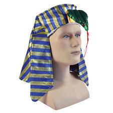 Snake Charmer Halloween Costume Child Egyptian Pharaoh Hat Headpiece Costume Girls Boys Snake