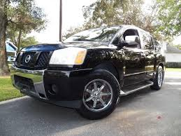 lifted nissan armada nissan armada in florida for sale used cars on buysellsearch