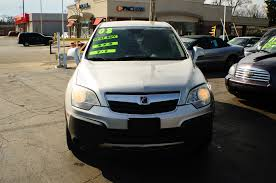 2008 saturn vue xe 4dr silver suv used car sale