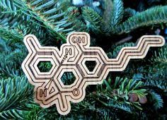 marijuana leaf ornament how many this on their tree or