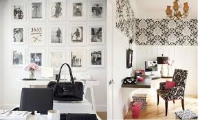 Office Wall Decor Ideas Decorating A Black U0026 White Office Ideas U0026 Inspiration
