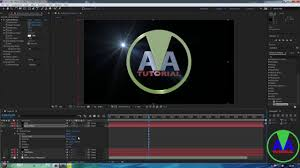 tutorial after effect membuat opening film cara membuat intro video opening logo 3d via adobe after effects