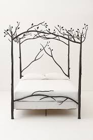 Tree Bed Frame Forest Canopy Bed Anthropologie