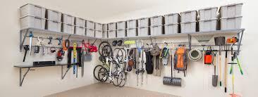 Garage Storage And Organization - garage shelving gainesville garage storage and organization