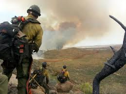 Wildfire In Arizona Kills 19 by Photos On This Day June 30 2013 The Yarnell Hill Fire Kills 19