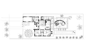 Landscape Floor Plan by Gallery Of Sun Path House Christian Wassmann 17