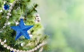 pretty christmas tree wallpaper 6806207