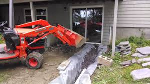 how to build a french drain u2013 sogrady org