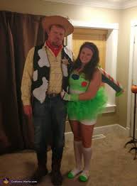 Woody Halloween Costumes Woody Buzz Diy Couples Halloween Costume