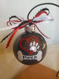 pet accessories for my custom ornaments vinyl ornaments