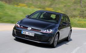 2015 volkswagen gti first drive motor trend magazine