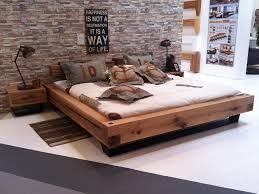 Schlafzimmer Ideen Rustikal Bett Rustikal Massiv Ausgezeichnet Schlafzimmer Eiche Rustikal