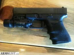 Armslist For Sale Trade Nib Custom Glock 23 40 Cal With Surefire