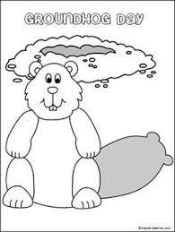 10 word games coloring pages groundhog homeschool