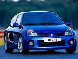 renault megane 2004 blue 3dtuning of renault sport clio v6 3 door hatchback 2003 3dtuning