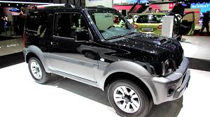 suzuki jeep 2015 2014 suzuki jimny 1 3 compact top 4x4 exterior interior