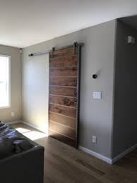 a modern approach to sliding barn doors grain designs throughout