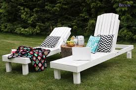 Free Wood Outdoor Chair Plans by Ana White 35 Wood Chaise Lounges Diy Projects