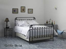 Iron Rod Bed Frame Beds Of Iron Wrought Iron Beds From Celtic Beds The Page