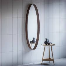 furniture narrow wall mirror decorative floor length mirrors for